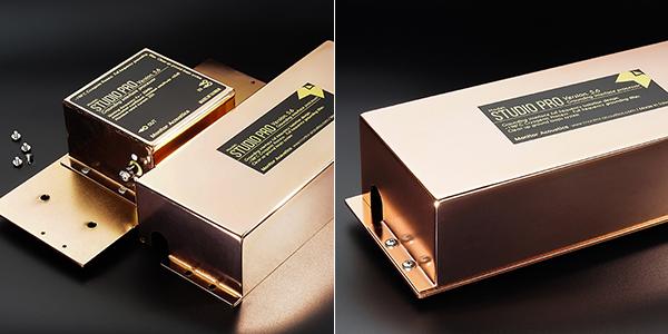 追求超带宽的宁静电源:Monitor Acoustics Studio Pro 5.6超级接地器